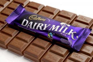 Coklat Cadbury, salah satu produk impor yang diduga mengandung DNA Babi. (meltyfood.fr)