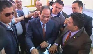 Tokoh kudeta Mesir nomor satu, Abdul Fatah As-Sisi (islammemo.cc)