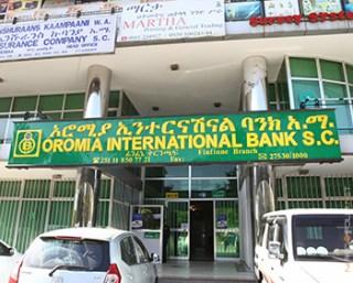 Bank Internasional Oromia.  (marcopolis.net)