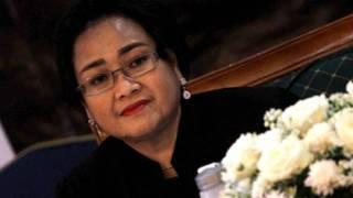 Rachmawati Soekarnoputri, Putri Proklamator Bung Karno.  (wartanews.com)