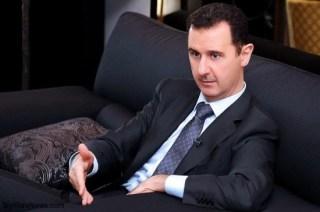 Basyar Asad (www.syrrevnews.com)