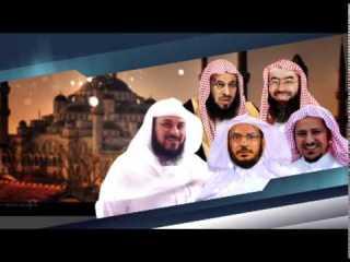 Para ulama Teluk dalam sebuah program acara salah satu stasiun televisi (majles.alukah.net)