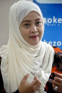 Fahira Idris. (foto.okezone.com)