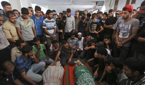 Serangan udara Israel ke Jalur Gaza yang telah menyebabkan 186 warga Palestina syahid (aljazeera.net)