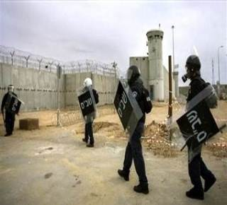 Tentara Israel di perbatasan dengan Jalur Gaza (islammemo.cc)