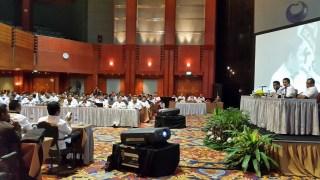 PKS menggelar acara Election Update ke-6 selama 2 hari di Jakarta. Senin, 18/8/14. (humas)