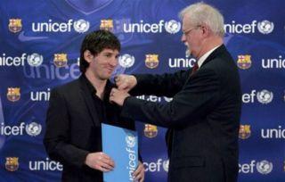 Lionel Messi (duniasoccer.com)