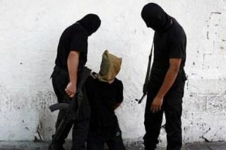 Personil Hamas menangkap mata-mata Israel di Gaza (Zaman Press)
