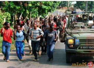 Kerusuhan di Afrika Tengah (klmty)