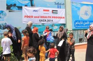 PKPU terus berupaya untuk membantu rakyat palestina melalui sinergi dengan banyak fihak.  (Dian/kis/pkpu)