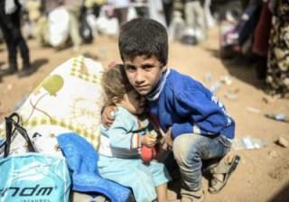 Anak-anak Suriah (today'sopinion)