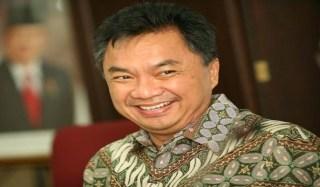 Wakil Menteri Luar Negeri Dino Patti Djalal.  (terasjakarta.com)