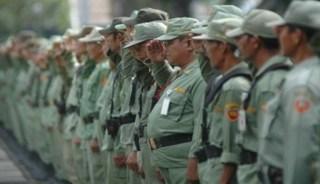 Presiden Susilo Bambang Yudhoyono (SBY) mencabut wewenang organisasi Pertahanan Sipil (Hansip) dalam menjaga ketertiban umum. (terasjakarta.com)