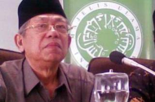 Ketua Majelis Ulama Indonesia, KH Ma'ruf Amin.  (dewandakwahjabar.com)