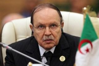 Presiden Aljazair, Abdelaziz Bouteflika (zamnpress.com)