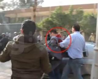 Mahasiswi menjadi korban kekerasan aparat rezim kudeta (islammemo.cc)