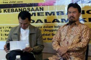 Ketua Bidang Kaderisasi DPP PKS, KH. Musyaffa Ahmad Rahim, MA. (pks.or.id)