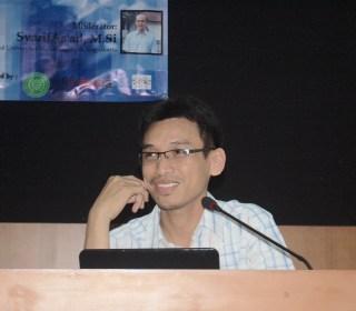 Ahmad Rafiq, Ph.D, Ketua Laboratorium Religi dan Budaya Lokal (LABeL) UIN Sunan Kalijaga.  (Chozin Amrullah)