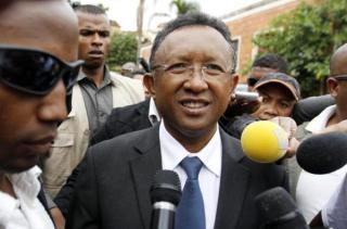 Presiden Madagascar, Hery Rajaonarimampianina (aljazeera.com)