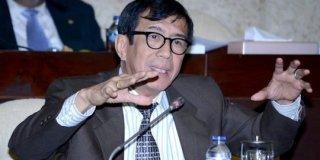 Yasona H Laoly, Menkumham Kabinet Kerja.  (merdeka.com)