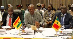 Dialog Nasional Burkina Faso yang dimediasi Ghana, Senegal, dan Nigeria (aljazeera.net)