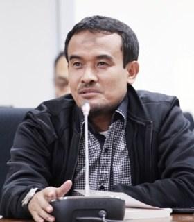 Anggota Komisi IV DPR RI dari Fraksi PKS, Rofi Munawar. (pks.or.id)