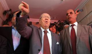 Al-Baji Cayed Al-Sebsi, capres potensial Tunisia dari Partai Nida' Tunis (aljazeera.net)