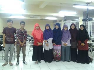 Panitia Seminar Nasional Kepenulisan BEM Fakultas MIPA UNP dan FAM Unit UNP.  (ist/FAM)
