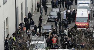Kantor majalah Charlie Hebdo. (euronews.com)