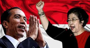 Joko Widodo dan Megawati Soekarno Putri - Ilustrasi. (liputan6.com)
