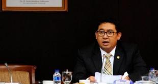 Wakil Ketua DPR, Fadli Zon. (lintas.me)