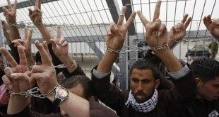 Tawanan Palestina di penjara Israel. (al-intima.com)