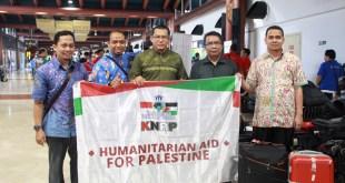 KNRP akan menyalurkan bantuan di dua pos pengungsian yang ada di Lebanon dan Suriah. (KNRPMedia)