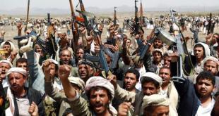 Milisi Syiah Hutsi Yaman (stratfor.com)