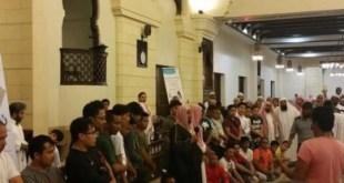 Puluhan pekerja asal Filipina melafalkan syahadat di Riyadh (daralakhbar.com)