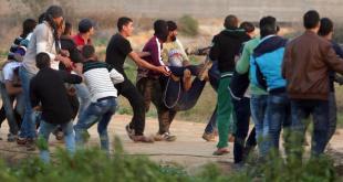 Pemuda Palestina yang melawan tentara Israel (aa.com.tr)