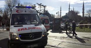 Istanbul diguncang bom bunuh diri. (aa.tr)