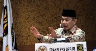 Ketua Fraksi PKS DPR RI, sekaligus anggota Komisi Hukum DPR RI, Jazuli Juwaini. (ist)