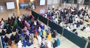 Masjid Nurul Huda UNS kembali menyelenggarakan Camping Qur'an yang diikuti 600 peserta. (Nurul Huda UNS)