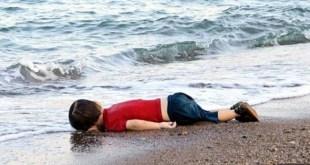 Aylan Kurdi. (yemenakhbar.com)