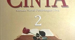 """Cover buku """"Ayat-Ayat Cinta 2""""."""