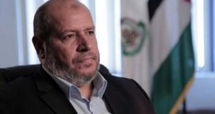 Khalil Al-Hayya, anggota Biro Politik Hamas. (alresalah.ps)