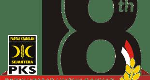 Logo Milad PKS ke-18. (pks.id)