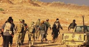 Pasukan Oposisi Suriah membebaskan blokade Asad di Aleppo. (arabi21.com)