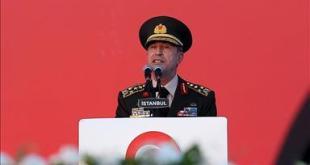 Panglima militer Turki, Halus Akar. (aa.com.tr)