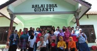 Program dilaksanakan selama dua bulan (April-Juni) di Desa Giyanti, Magelang, Jawa Tengah.