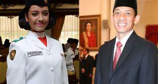 Status kewarganegaraan mantan menteri ESDM Arcandra Tahar dan Paskibraka Gloria Natapradja Hamel menimbulkan polemik. (mediaindonesia.com)