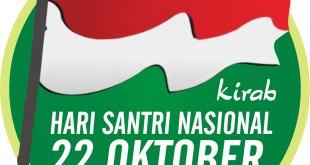 Ilustrasi - Logo kirab Hari Santri Nasional. (pondok-srampadan.blogspot.com)