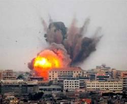Israel menginvasi Gaza