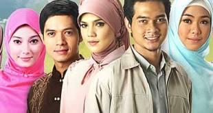 Fashion Muslim yang digunakan film Ketika Cinta Bertasbih (ilustrasi - SinemArts)